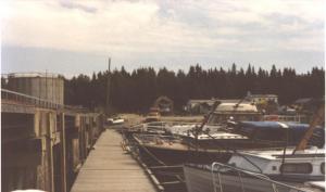 Oljepiren anno 1986